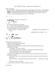Lecture 3 Review Notes