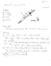 aae 203 homework 6 solutions