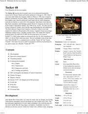 Tucker 48 - Wikipedia, the free encyclopedia