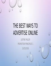 The best ways to advertise online