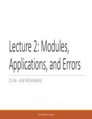 Lecture 2 - Modules and Applications.pdf