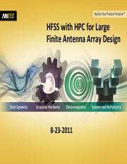 hfss-with-hpc-for-large-finite-antenna-array-design