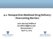 4.2-Nanoparticle-Mediated Drug Delivery