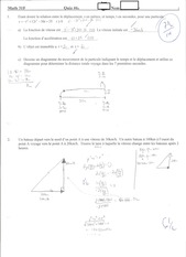 Calculus Quiz 6