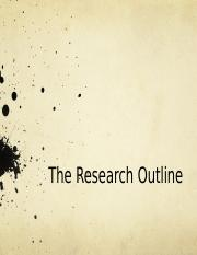 4 Research Outline.pptx