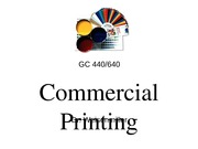 Intro Commercial Printing