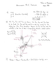 MECH 355 Assignment 2 Solutions