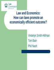 law-and-economics.ppt