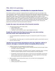 Corporate Finance.summary.pdf