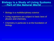BIO311Clecture2-2015.ppt