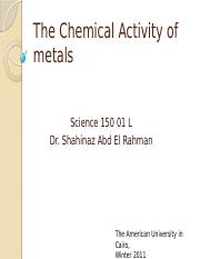The Chemical Activity of metals.pptx