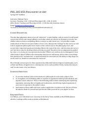 introduction to philosophy syllabus pdf