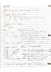 Class notes - Data and Regressions