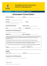 Assignment cover sheet (2)