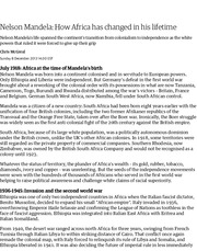 Nelson Mandela: How Africa has changed in his lifetime | World news | The Guardian.pdf