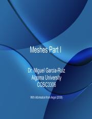Meshes part I.pdf