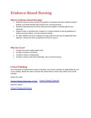 Evidenced based nursing .pdf