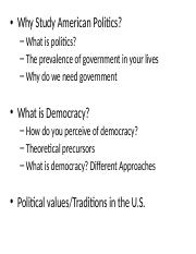 American politics_intro_chapter1_Ginsberg, Lowi et al.ppt