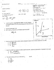 Quiz B Solutions on Pressure Units