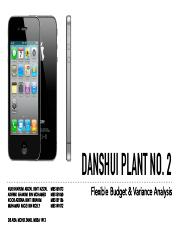 danshui plant no 2 answer