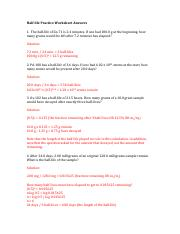 half life practice worksheet answers additionally Half Life Worksheet Answers   Winonarasheed as well Half Life Worksheet   Free Printables Worksheet likewise Half Life Calculations Worksheet Answers further  further Half Life Worksheets Half Life Problems Worksheet Answers On also Half Life Worksheet   Winonarasheed besides Half Life Practice Worksheet by Brighte for Science   TpT also Solved  Absolute Dating Worksheet The Radioactive Decay Of together with Half Life Worksheet with Answers   Siteraven further  moreover Nuclear Decay Worksheet Answers   Homedressage besides Half Life Worksheet with Answers   worksheet Template likewise Half Life Worksheet key further half life practice worksheet answers tom schoderbek chemistry together with . on half life practice worksheet answers