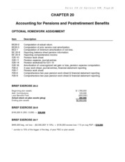 ACC 455 pensions  optional HW
