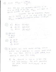 Silberberg Chapter 20 Solutions to Recommeded Problems