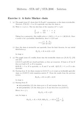 Midterm-Solution