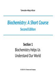 Chapter 1 part 1 Biochemistry, elements and functional groups .pptx