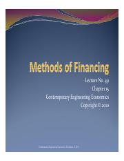 34_Methods_of_Financing