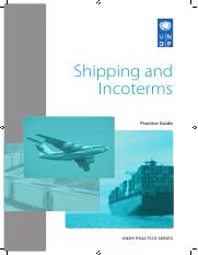 UNDP-Shipping-Guide