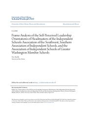 Frame Analysis of the Self-Perceived Leadership Orientations of H.pdf
