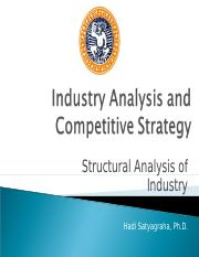 Structural Analysis of Industry.ppt