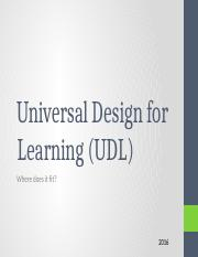 4.4.16 PPT Universal Design for Learning.pptx