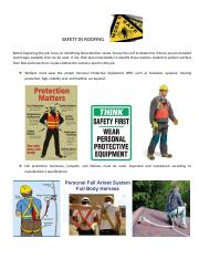 SAFETY-IN-ROOFING