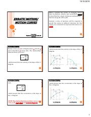 Lecture_Kinematics of Rectilinear Motion_Motion Curves.pdf