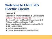 ENEE205 Fall2013 Lecture9 Gomez
