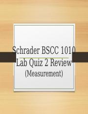 Lab Quiz 2 Review Powerpoint.ppt