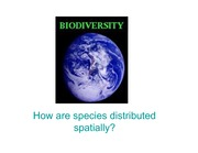 3. How Are Species Distributed Spatially v2