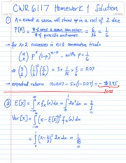 CWR6117 Homework1Solution