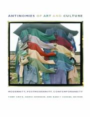 Antinomies Of Art and Culture Full Text.pdf