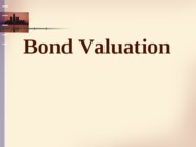 Bond Valuation - handouts