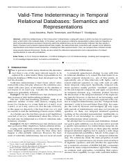1.b Valid-Time Indeterminacy in Temporal Relational Databases - Semantics and Representations 2012.p
