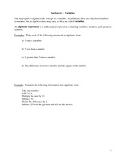 Ch4 Notes (F09)