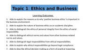 Topic 1 - Ethics and Business.pptx