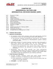 6CHAPTER SIX Aviation medical 2003.doc