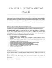 Chapter 4 - Decision Making.docx