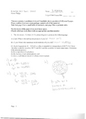 test 3 solutions