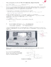 Bio1AL_Safety and Equipment Use PreLab and Worksheet