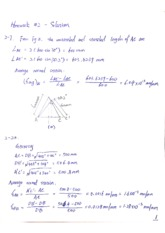 mechanics of materials hw2 - solution.pdf